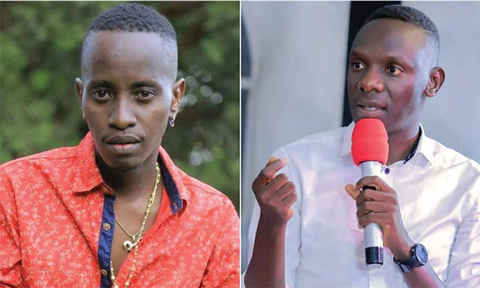 Image result for mc kats and pastor bugembe